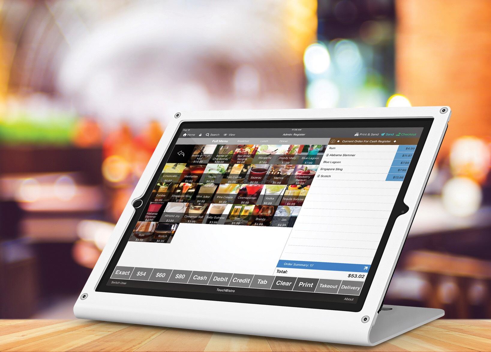 iPad Pro - Bar